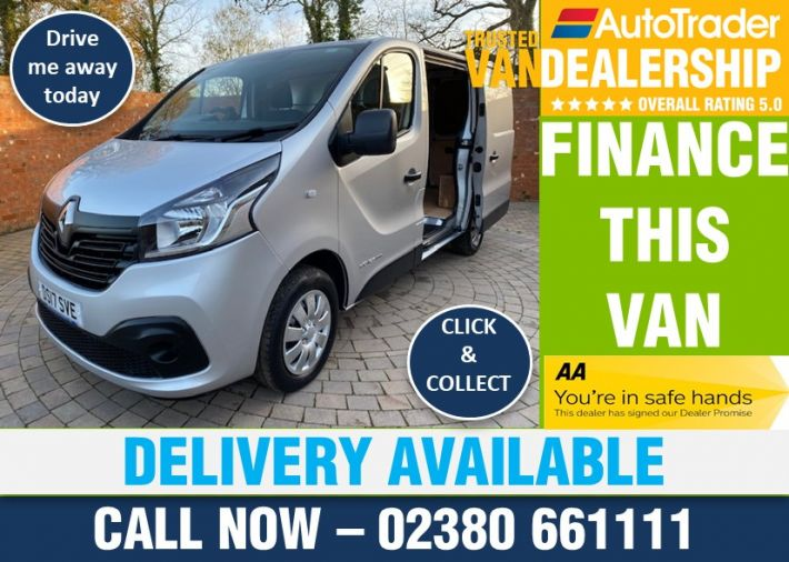 Used RENAULT TRAFIC in Romsey for sale