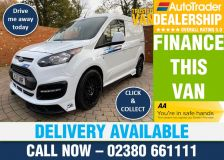 FORD TRANSIT CONNECT L1 H1 RS SPORT 140 BHP - 2158 - 1