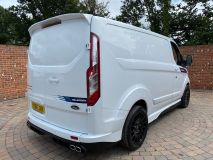FORD TRANSIT CUSTOM 270 RS SPORT WITH LEATHER SEATS  - 1907 - 30