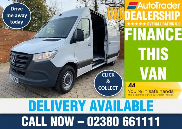 Used MERCEDES SPRINTER in Romsey for sale