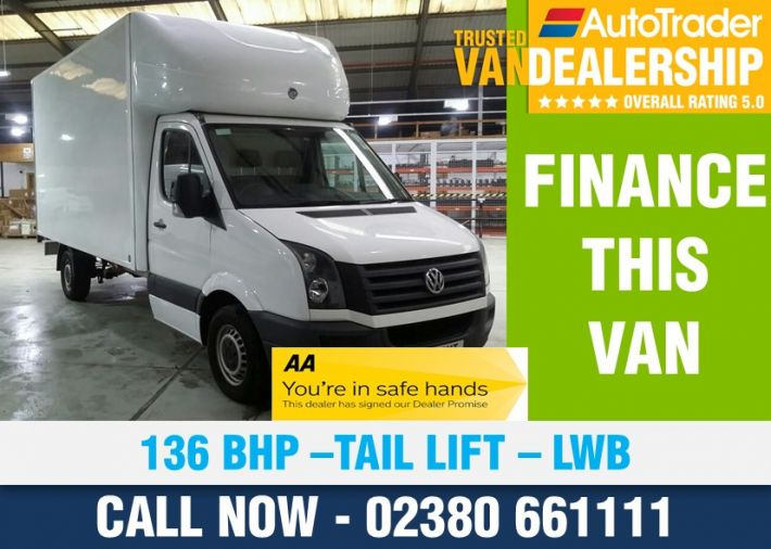 Used VOLKSWAGEN CRAFTER in Romsey for sale
