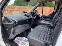 FORD TRANSIT CUSTOM 270 RS SPORT WITH LEATHER SEATS  - 1907 - 16