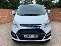 FORD TRANSIT CUSTOM 270 RS SPORT WITH LEATHER SEATS  - 1907 - 5