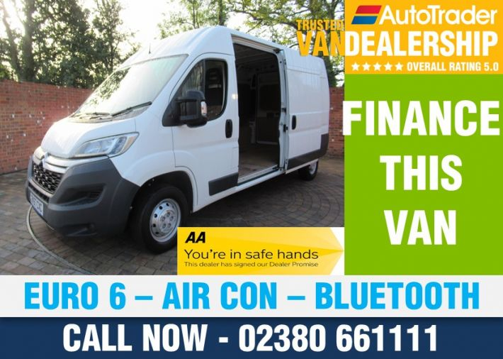Used CITROEN RELAY in Romsey for sale