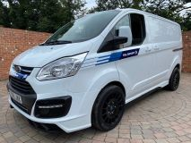 FORD TRANSIT CUSTOM 270 RS SPORT WITH LEATHER SEATS  - 1907 - 4