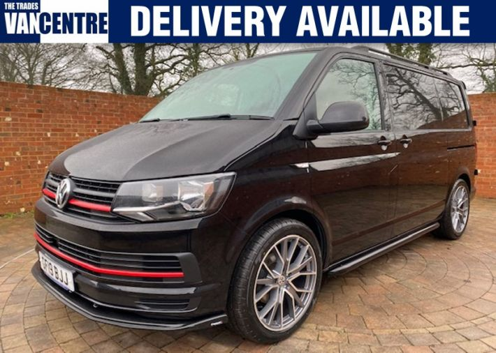 Used VOLKSWAGEN TRANSPORTER in Romsey for sale
