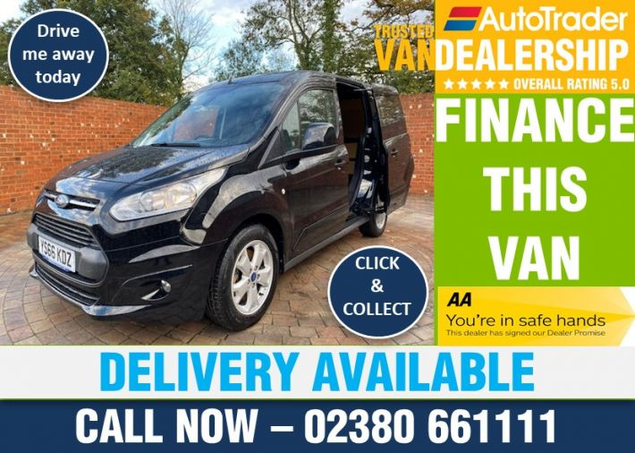 Used FORD TRANSIT CONNECT in Romsey for sale