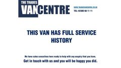FORD TRANSIT CONNECT L1 H1 RS SPORT 140 BHP - 2158 - 38