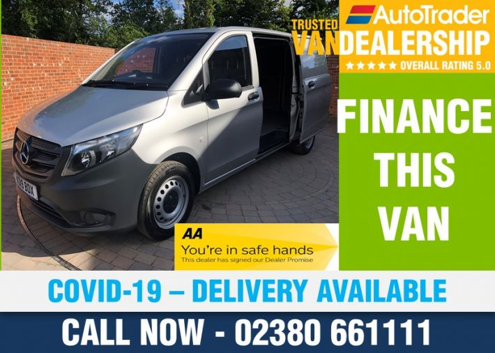 Used MERCEDES VITO in Romsey for sale