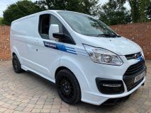 FORD TRANSIT CUSTOM 270 RS SPORT WITH LEATHER SEATS  - 1907 - 46