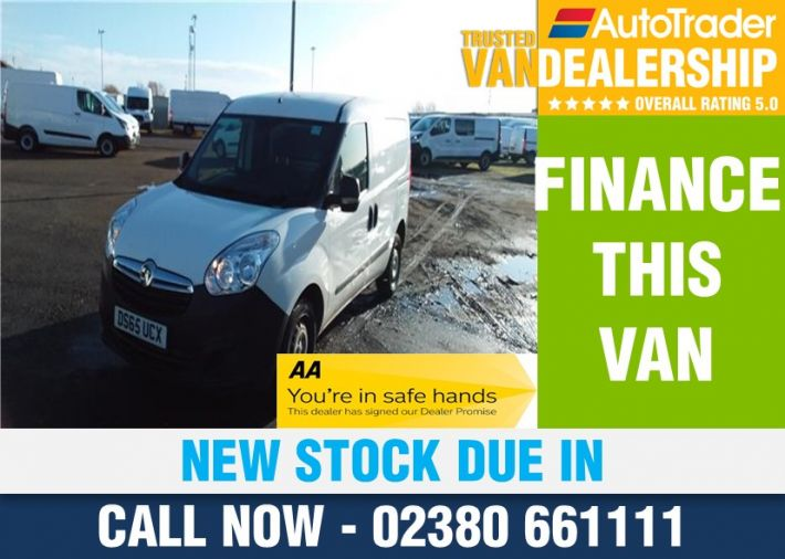 Used VAUXHALL COMBO in Romsey for sale