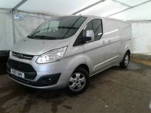 FORD TRANSIT CUSTOM 290 L2 H2 LIMITED LWB - 1716 - 4