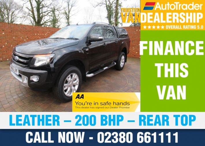 Used FORD RANGER in Romsey for sale