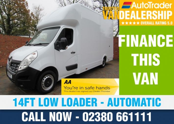Used RENAULT TRUCKS MASTER in Romsey for sale