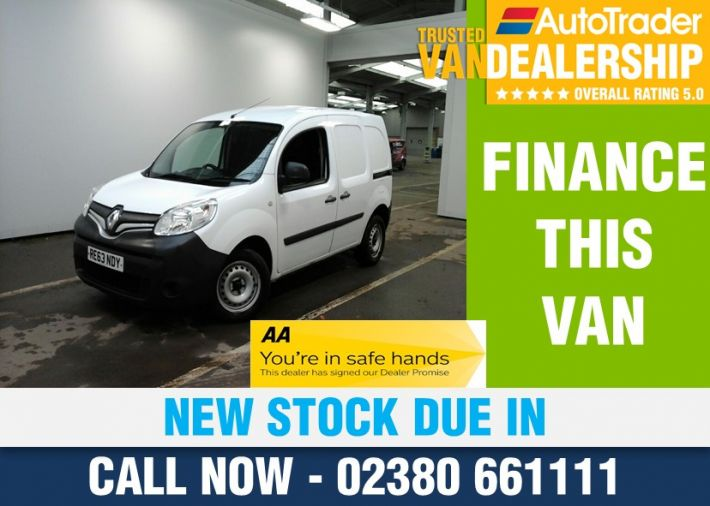 Used RENAULT KANGOO in Romsey for sale