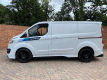 FORD TRANSIT CUSTOM 270 RS SPORT WITH LEATHER SEATS  - 1907 - 12