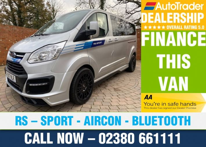 Used FORD TRANSIT TOURNEO in Romsey for sale