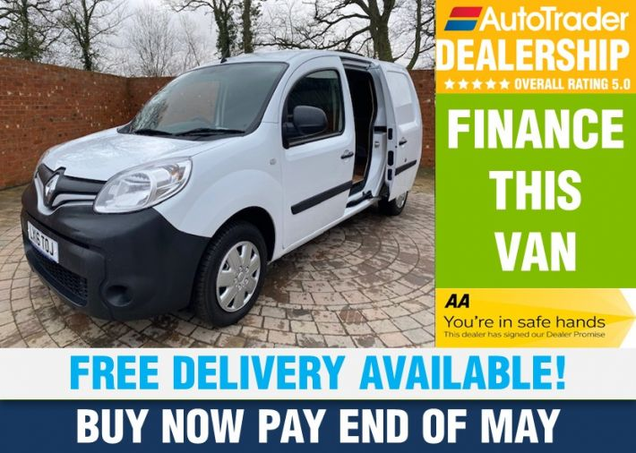 Used RENAULT KANGOO MAXI in Romsey for sale