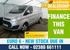 FORD TRANSIT CUSTOM 290 L2 H2 LIMITED LWB - 1716 - 1
