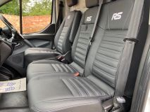 FORD TRANSIT CUSTOM 270 RS SPORT WITH LEATHER SEATS  - 1907 - 21