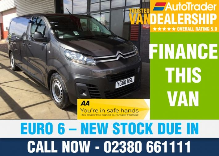 Used CITROEN DISPATCH in Romsey for sale
