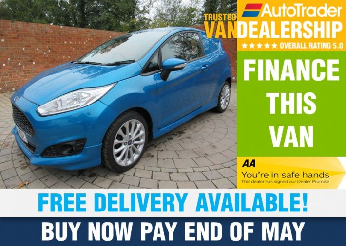 Used FORD FIESTA in Romsey for sale