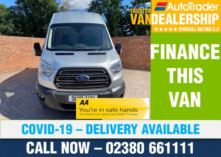 Used FORD TRANSIT in Romsey for sale