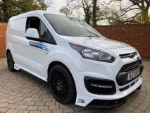 FORD TRANSIT CONNECT L1 H1 RS SPORT 140 BHP - 2158 - 4