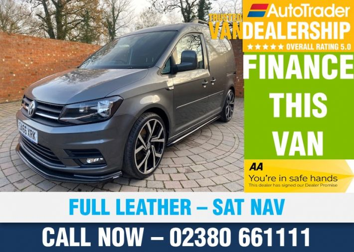 Used VOLKSWAGEN CADDY in Romsey for sale