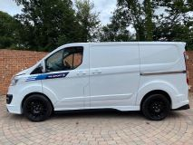FORD TRANSIT CUSTOM 270 RS SPORT WITH LEATHER SEATS  - 1907 - 10