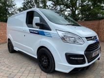 FORD TRANSIT CUSTOM 270 RS SPORT WITH LEATHER SEATS  - 1907 - 6