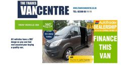 FORD TRANSIT CONNECT L1 H1 RS SPORT 140 BHP - 2158 - 14